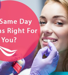 Are Same Day Crowns Right For You?